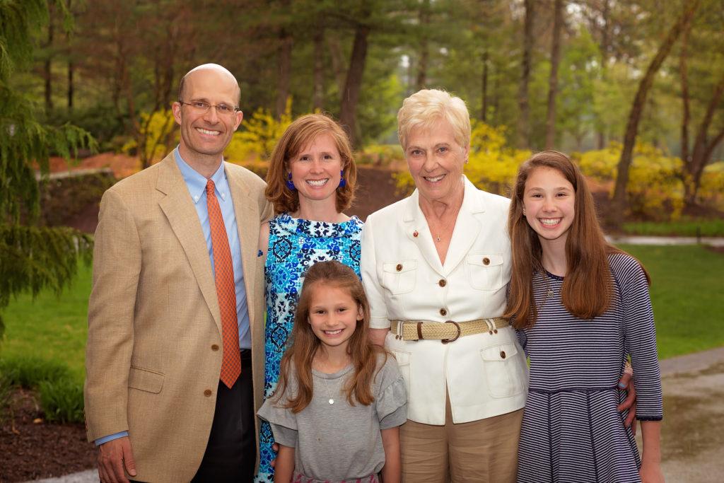 family photoshoot family portrait